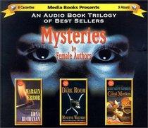 Mysteries by Female Authors (Abridged Audio Cassette)