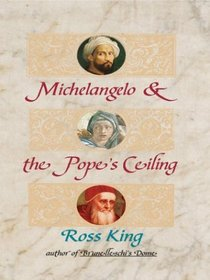 Michelangelo  the Pope's Ceiling (Thorndike Press Large Print Basic Series)