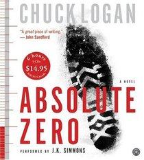 Absolute Zero (Audio CD) (Abridged)