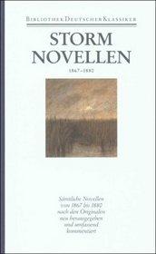 S�mtliche Werke in vier B�nden: Band 2: Novellen 1867-1880: BD 2
