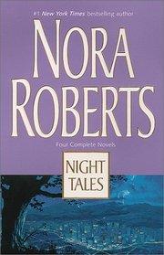 Night Tales: Night Shift / Night Shadow / Nightshade / Night Smoke