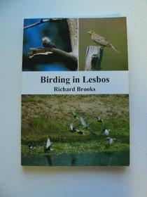 Birding in Lesbos
