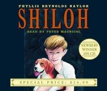 Shiloh (Shiloh, Bk 1) (Audio CD) (Unabridged)