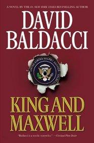 King and Maxwell (King & Maxwell, Bk 6) (Audio CD) (Abridged)