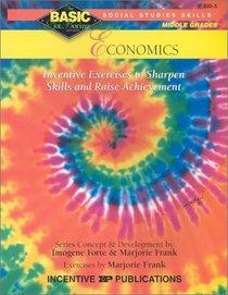 Basic/Not Boring 6 8+ Economics: Inventive Exercises to Sharpen Skills and Raise Achievement (Basic, Not Boring  6 to 8)