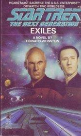 Exiles (Star Trek The Next Generation, No 14)