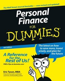 Personal Finance for Dummies, Fourth Edition