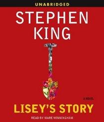 Lisey's Story (Audio CD) (Unabridged)