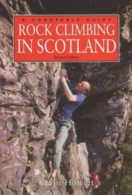 Rock Climing In Scotland