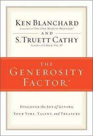 The Generosity Factor (TM)