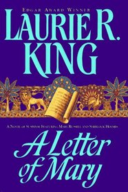 A Letter of Mary (Mary Russell and Sherlock Holmes, Bk 3)