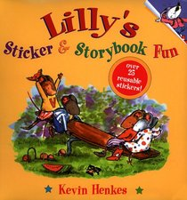 Lilly's Sticker & Storybook Fun
