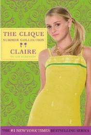 Claire (Summer Collection, Bk 5)
