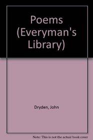 Poems (Everyman's Library)