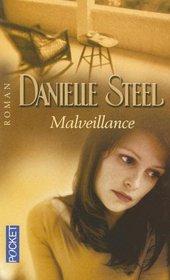 Malveillance = Malice (French Edition)