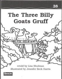 The Three Billy Goats Gruff Book 38 Saxon Phonics And
