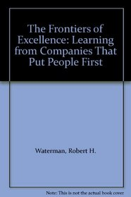 The Frontiers of Excellence