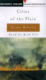 Cities of the Plain (Border Trilogy, Bk 3) (Abridged Audiocassette)