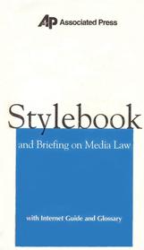 The Associated Press Stylebook 2006