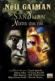 Sandman - Noites sem Fim: 1 (Em Portuguese do Brasil)