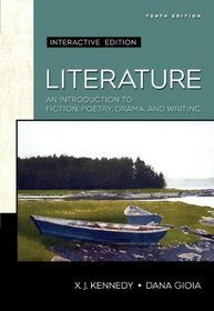 MyLiteratureLab Resources in Blackboard/WebCT for Kennedy/Gioia, Student Access Code Card (Standalone) (10th Edition)