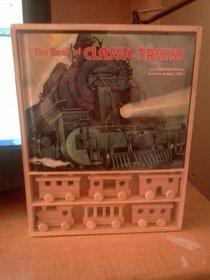 Classic Trains Gift Set