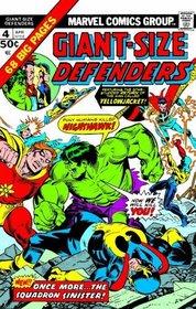 Essential Defenders, Vol. 2 (Marvel Essentials)
