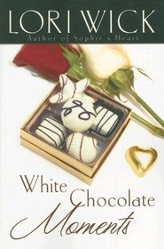 White Chocolate Moments (Walker Large Print Books)