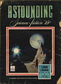 Astounding Science Fiction, Vol. 30, No. 2 (October, 1942)