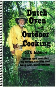 Dutch Oven and Outdoor Cooking Y2K Edition