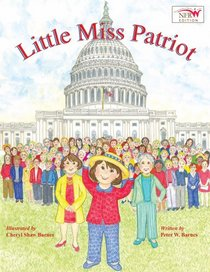 Little Miss Patriot, NFRW Edition