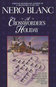 A Crossworder's Holiday (Crossword Mystery, Bk 5)