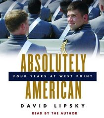 Absolutely American : Four Years at West Point (Audio CD)