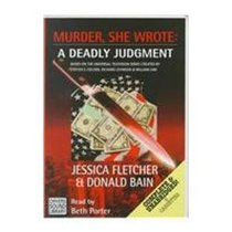 Murder, She Wrote: A Deadly Judgement (Murder She Wrote)