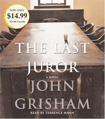 The Last Juror (Audio CD) (Abridged)
