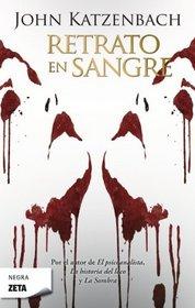 RETRATO EN SANGRE (Negra Zeta) (Spanish Edition)