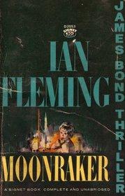 Moonraker: A James Bond Thriller (D2053SB50C)
