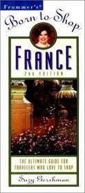 Frommer's Born to Shop France