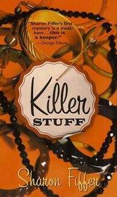 Killer Stuff  (Jane Wheel, Bk 1)