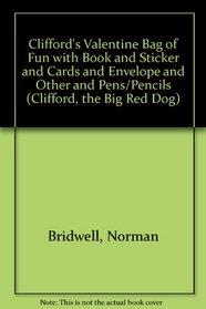 Clifford's Valentine Bag of Fun (Clifford)
