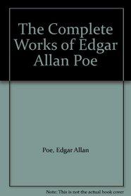 Complete Works of Edgar Allan Poe: The Virginia Edition (17 vol set)