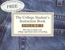 The College Student's Instruction Book Volume 1