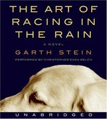 The Art of Racing in the Rain (Audio CD) (Unabridged)