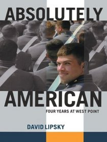 Absolutely American: Four Years at West Point (Wheeler Large Print Book Series)