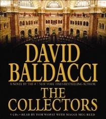The Collectors (Camel Club, Bk 2) (Audio CD) (Abridged)