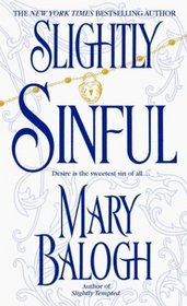 Slightly Sinful (Bedwyn Family, Bk 7)