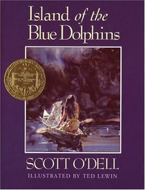 Island of the Blue Dolphins (Illustrated)