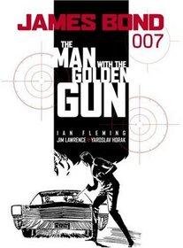 James Bond 007: The Man With the Golden Gun (James Bond (Graphic Novels))