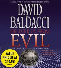 Deliver Us from Evil (Shaw, Bk 2) (Audio CD) (Abridged)