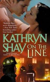 On the Line (Hidden Cove Firefighter, Bk 1)
